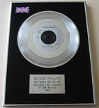 WILSON PHILLIPS - YOU WON'T SEE ME CRY PLATINUM single presentation Disc